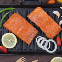 Salmon Fillet Asian Marinate 200g