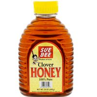 Sue Bee Clover Pure Honey 680g