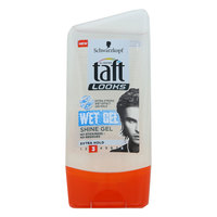 Schwarzkopf Taft Looks Wet Gel Shine Gel Extra Hold  150ml
