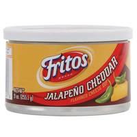 Fritolay Jalapeno & Cheddar Cheese Dip 255g