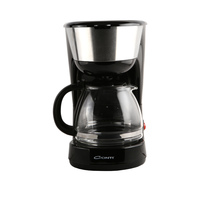 CONTI Caffee Maker CM-3025 600 Watt Black
