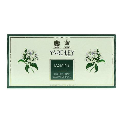 Yardley-Jasmine-Luxury-Soap-100gx3