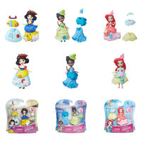 Disney Princess Small Doll & Fashion Assorted