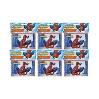 Marvel Spiderman Classic Invitation Cards And Envelopes 6 Pieces