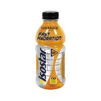 Isostar Orange Flavour Isotonic Drink Bottle 500ML