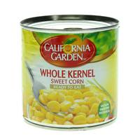 California Garden Whole Kernel Sweet Corn 340 g