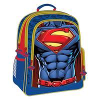 """Super Man - Backpack 16"""" Be"""