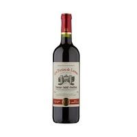 Lussac Saint Emilion Red Wine 75CL