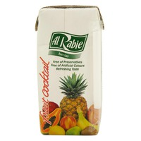 Al Rabie Fruit Cocktail Nectar 200ml