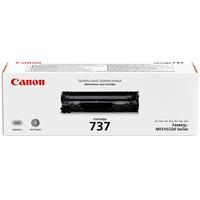 Canon Toner 737 Black