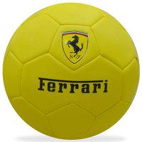 Ferrari #5 Soccer Ball F666 -Yellow