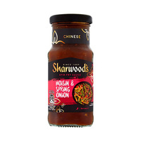 Sharwood''s Hoisin & Spring Onion Sauce 195GR
