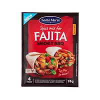 Santa Maria Fajita Smoky BBQ Spice Mix 28g