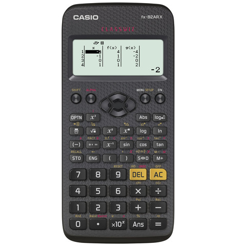 Casio-Scientific-Calculator-Fx-82Arx