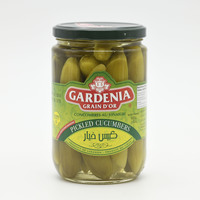 Gardenia Pickled Cucumbers 600 g