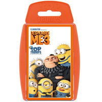 Top Trumps Card Game -Despicable Me 3