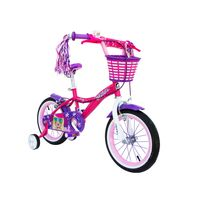 Spartan Barbie Bicycle 14""