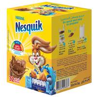 Nesquik Chocolate Milk Powder 14.3gx32