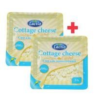 BUY 1 + 1 FREE Lactio Cottage Cheese 5% 200g
