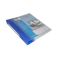 Binder Max Files Two Ring Binder Plastic 2 Br 10 Vp