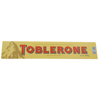 Toblerone Milk Chocola te Bar 360g
