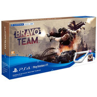 Sony PS4 Bravo Team VR Game With Aim Controller