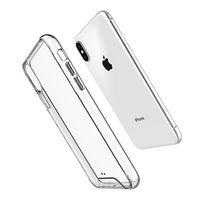 JCPAL Case Iphone X Transparent Clear