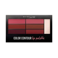 Maybelline New York - Lip Studio Color Contour Lip Palette 02 Blushed Bombshell
