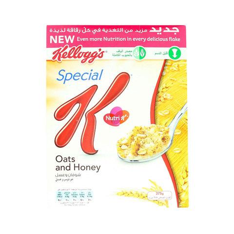 Kellogg's-Special-K-Oats-&-Honey-375g