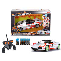 Dickie - Rc Porsche Spyder 1:16 - Assorted