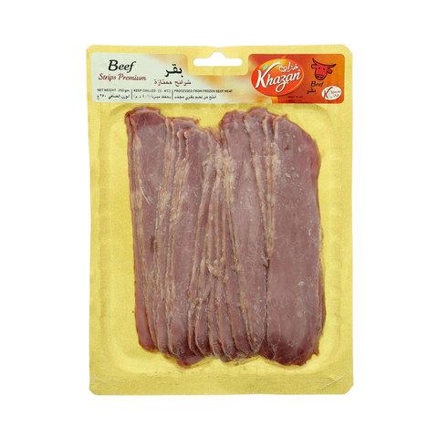 Khazan-Beef-Strips-Premium-250g