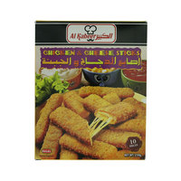 Al Kabeer Chicken & Cheese Sticks 250g