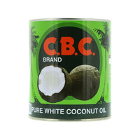 CBC Brand Pure White Coconut Oil 680g