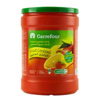 Carrefour Instant Powder Drink Fruit Cocktail 750g