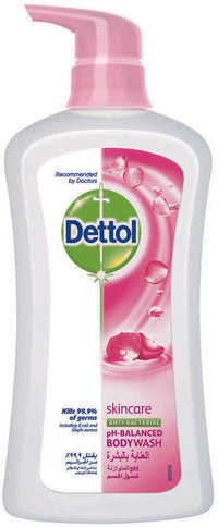 Dettol AntiBacterial Skin Care Body Wash 500 ml