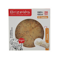 Brizeles Galettes Cheese 130g