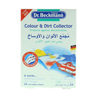 Dr. Beckmann Colour & Dirt Collector 24 Microfabric Sheets