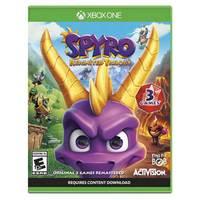Microsoft Xbox One Spyro Reignited Trilogy