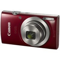 Canon Camera IXUS 185 Red + 16GB Card + Case