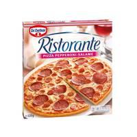 Dr Oetker Ristorante Pizza Pepperoni Salame 320g