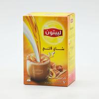 Lipton tea chai latte 3 In 1 caramel 25.8 g x 7 Pieces