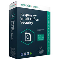 Kaspersky Small Office Security 5+5 Users+1 Server