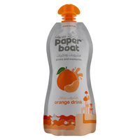 Paper Boat Orange Drink 200ml