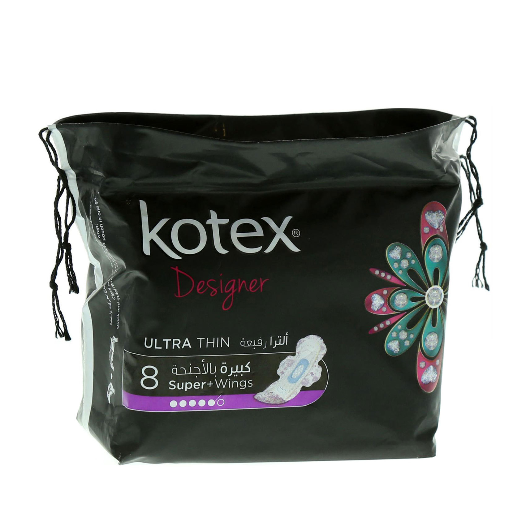 KOTEX ULTRA COCO SUPER W/ WINGS