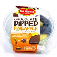 Del Monte Chocolate-Covered Pineapple Cubes
