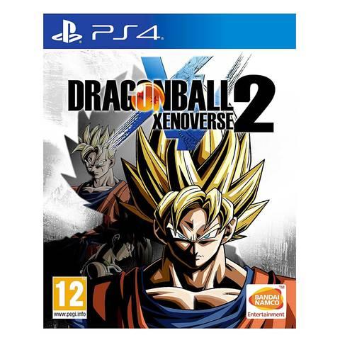 Sony-PS4-Dragon-ball-Xenoverse-2