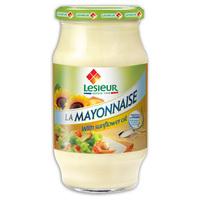 Lesieur Mayonnaise with Sunflower Oil 710g