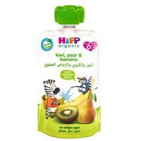 Hipp Organic Kiwi, Pear and Banana 100g