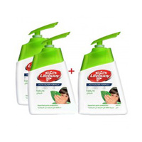 Lifebuoy Hand Wash Nature 200ML 2+1 Free