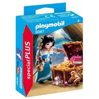 Playmobil Special Plus Pirate with Treasure